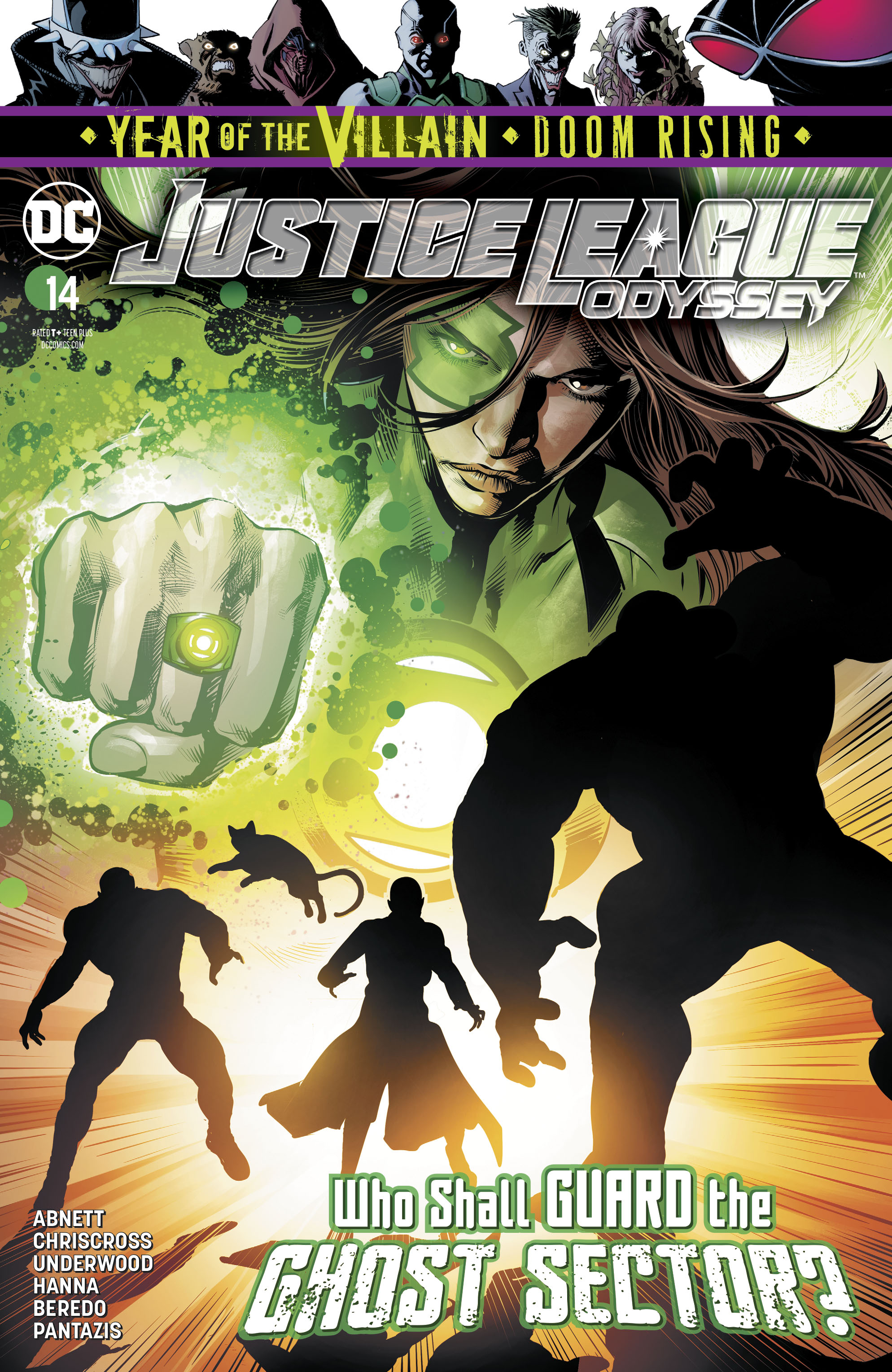 Justice League Odyssey Vol 1 14