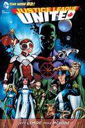 Justice League United Justice League Canada