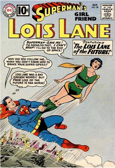 Superman's Girl Friend, Lois Lane Vol 1 28