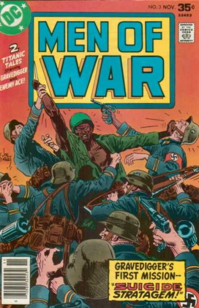 Men of War Vol 1 3