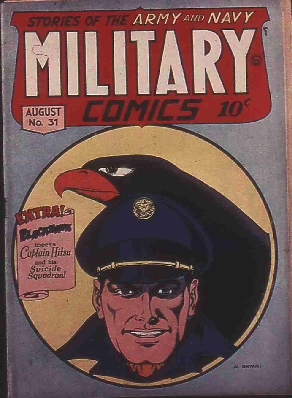 Military Comics Vol 1 31