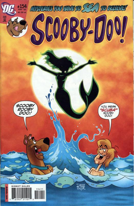 Scooby-Doo Vol 1 154