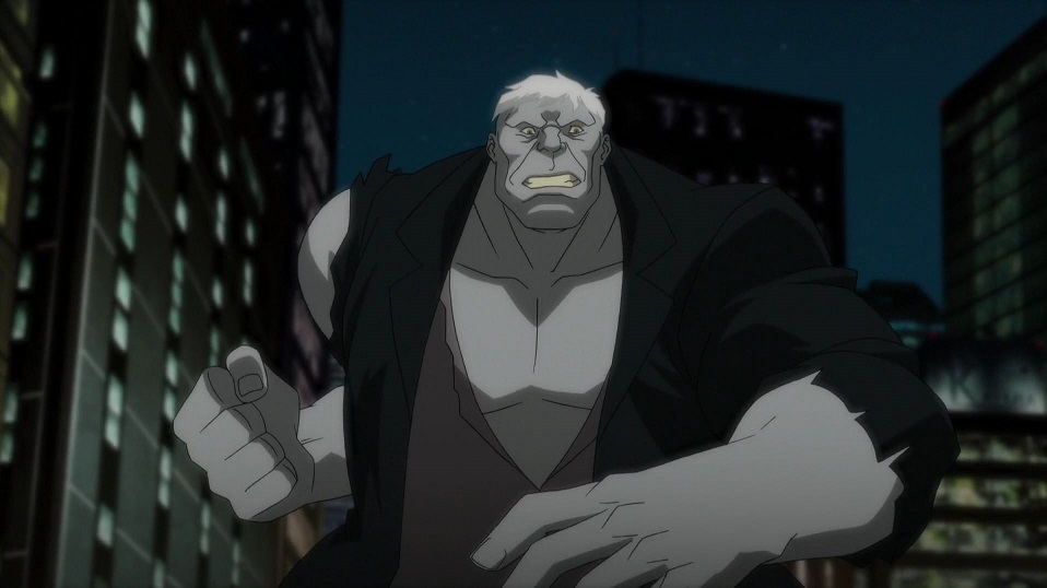 Cyrus Gold (DC Animated Movie Universe)