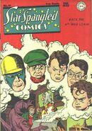 Star Spangled Comics 41