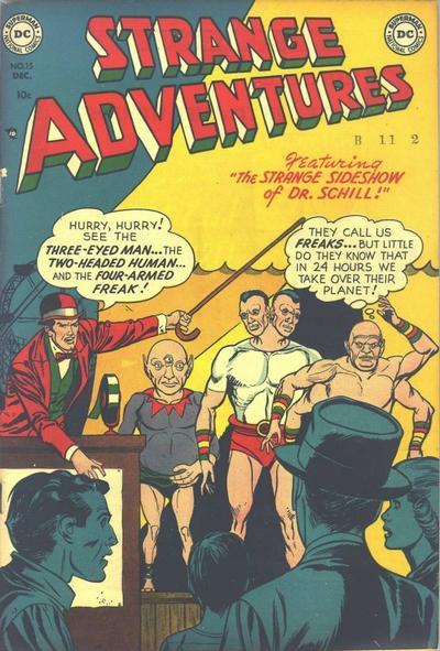 Strange Adventures Vol 1 15