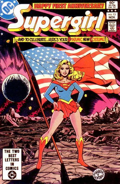 Supergirl Publication History