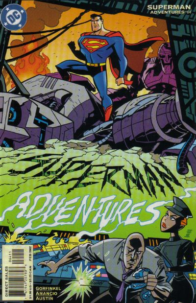 Superman Adventures Vol 1 64