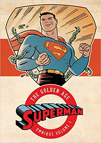 Superman: The Golden Age Omnibus Vol. 1 (Collected)