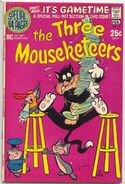 The Three Mouseketeers Vol 2 5