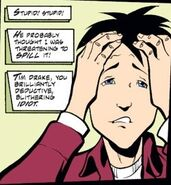 Tim Drake World Without Young Justice 001