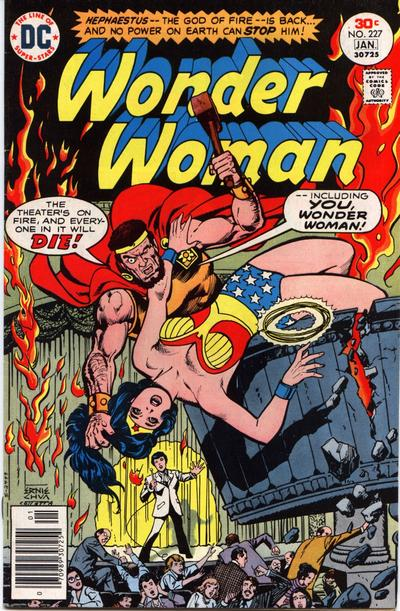 Wonder Woman Vol 1 227
