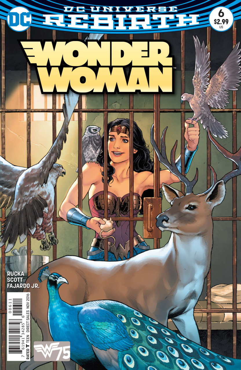 Wonder Woman Vol 5 6