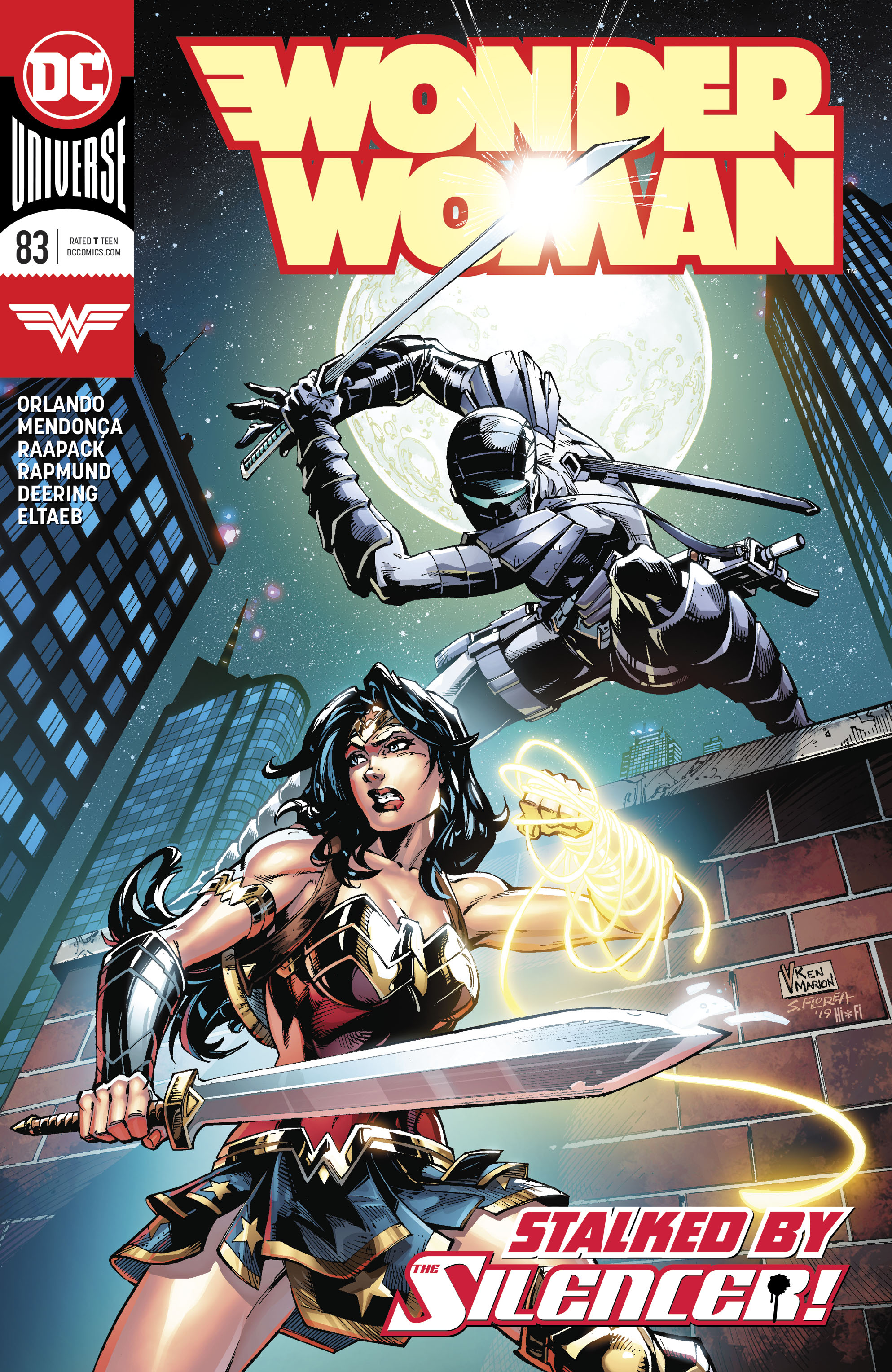 Wonder Woman Vol 5 83