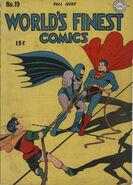 World's Finest Comics 19