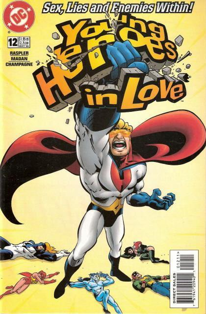 Young Heroes in Love Vol 1 12