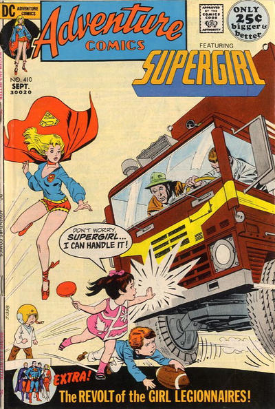 Adventure Comics Vol 1 410
