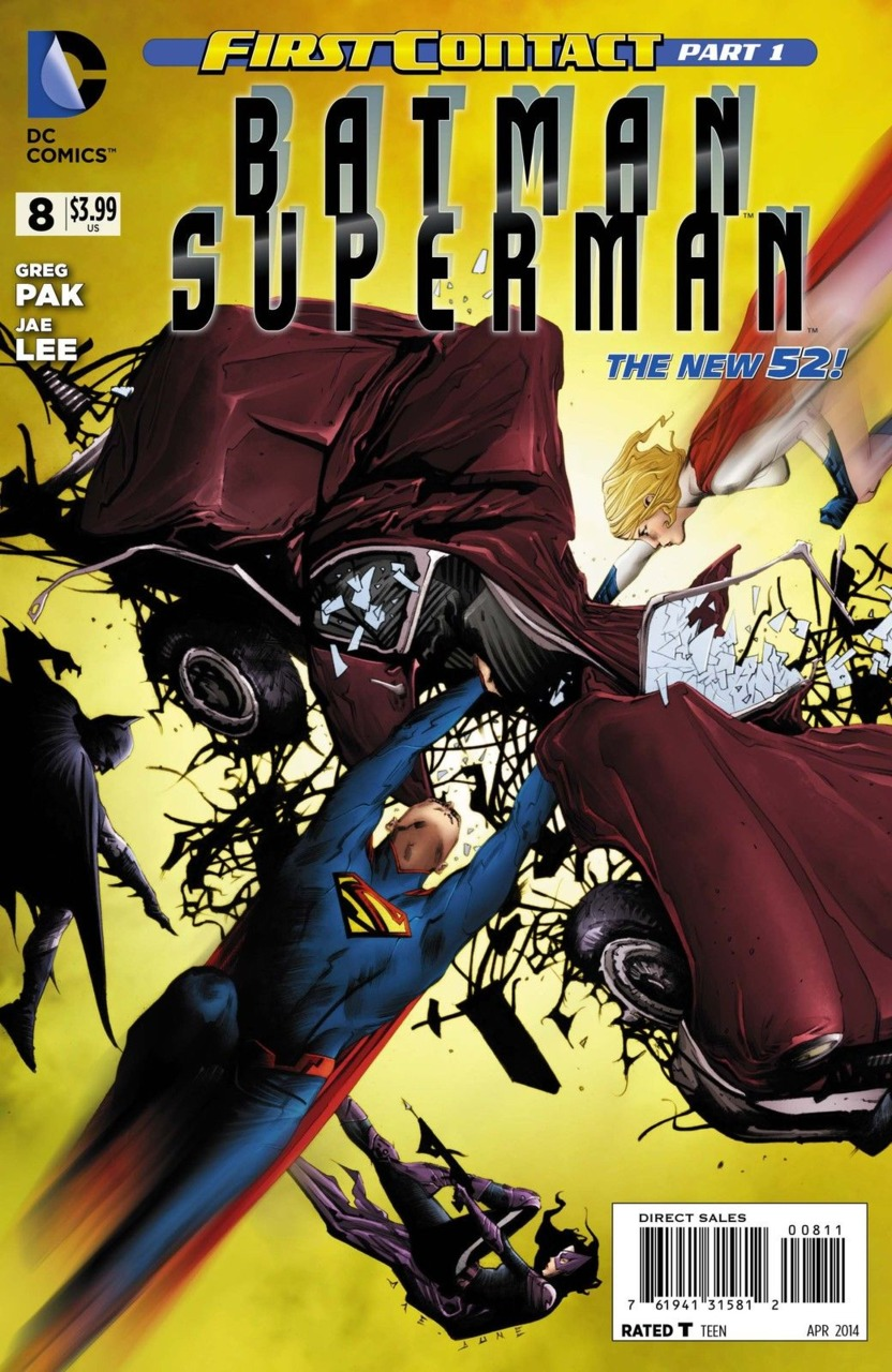 Batman/Superman Vol 1 8