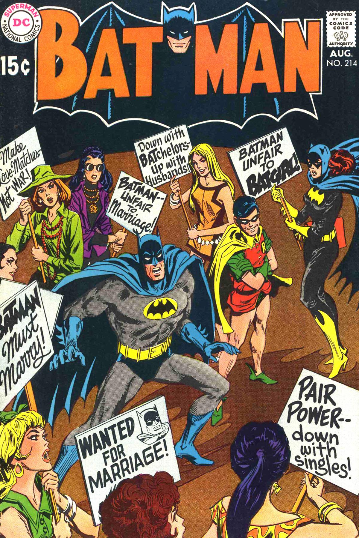 Batman Vol 1 214