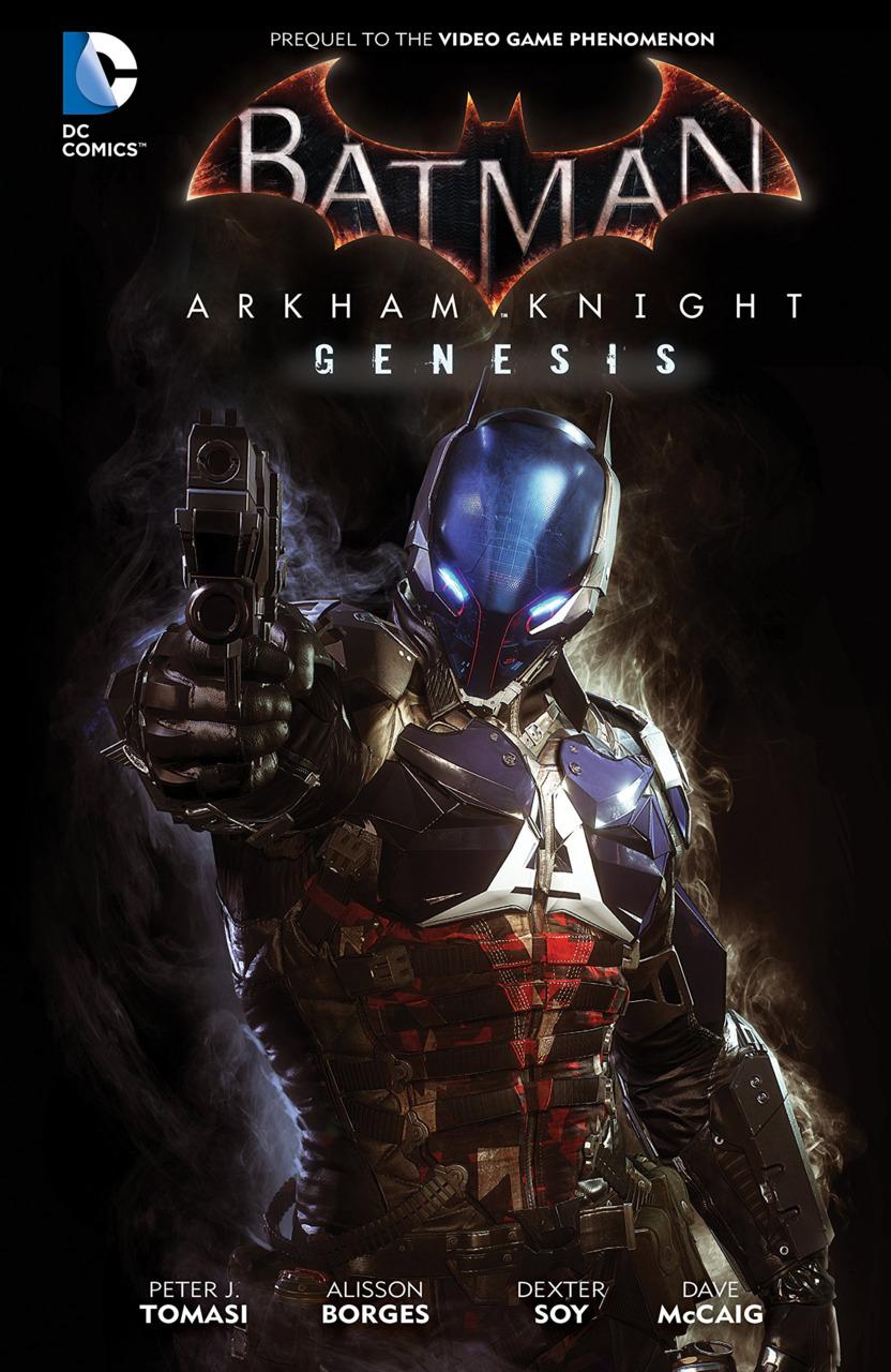 Batman: Arkham Knight - Genesis (Collected)