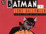 Batman: The Long Halloween Vol 1 1
