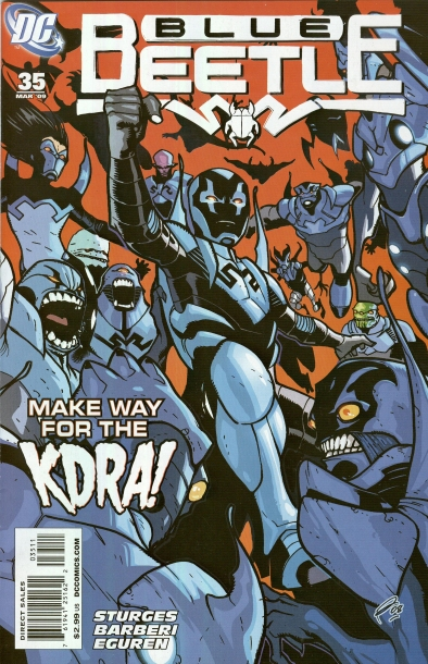 Blue Beetle Vol 7 35