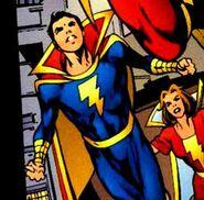 Captain Marvel Junior Nail 001