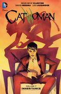 Catwoman Inheritance