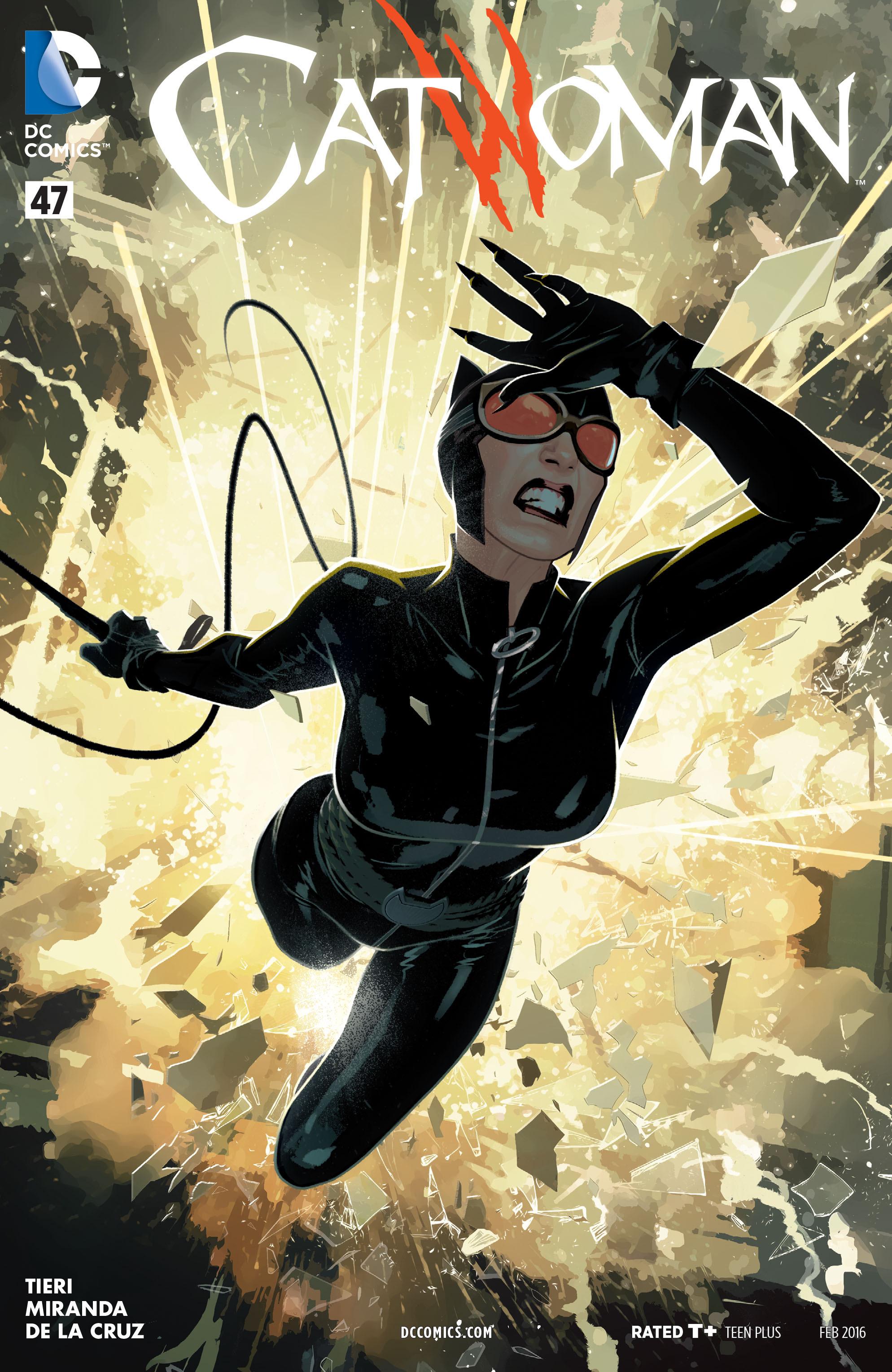 Catwoman Vol 4 47