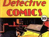 Detective Comics Vol 1 19