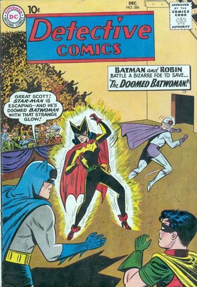 Detective Comics Vol 1 286