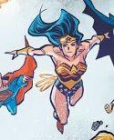 Diana of Themyscira Death Metal Infinite Crisis