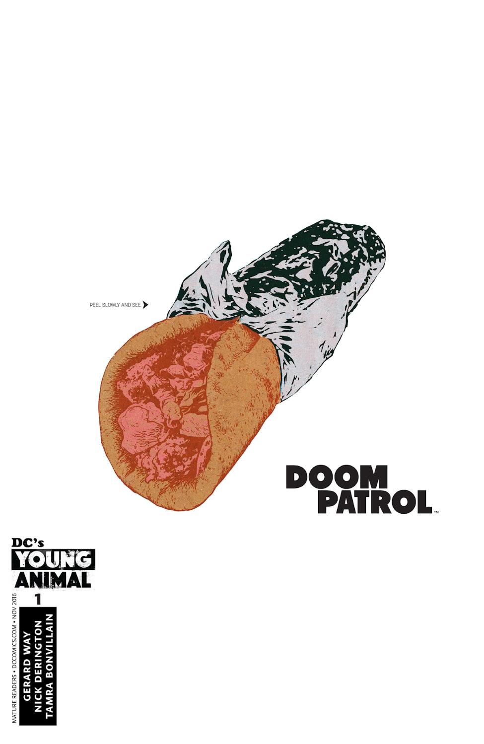 Doom Patrol Vol 6 1