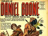 Exploits of Daniel Boone Vol 1