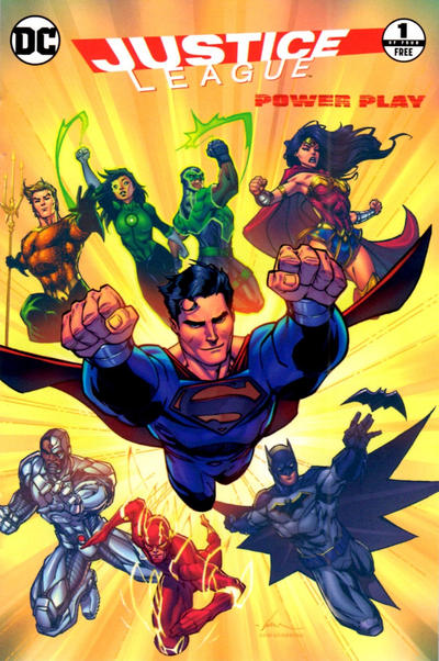 General Mills Presents Justice League Vol 2 1