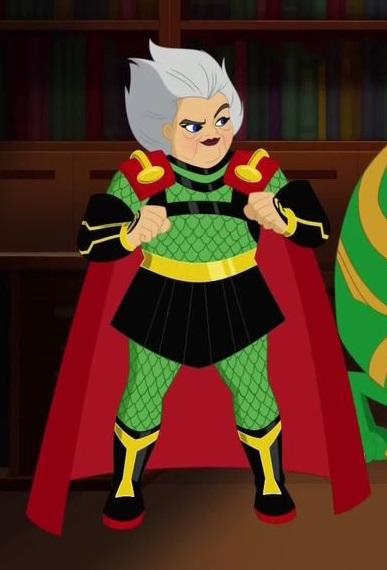 Granny Goodness (DC Super Hero Girls)