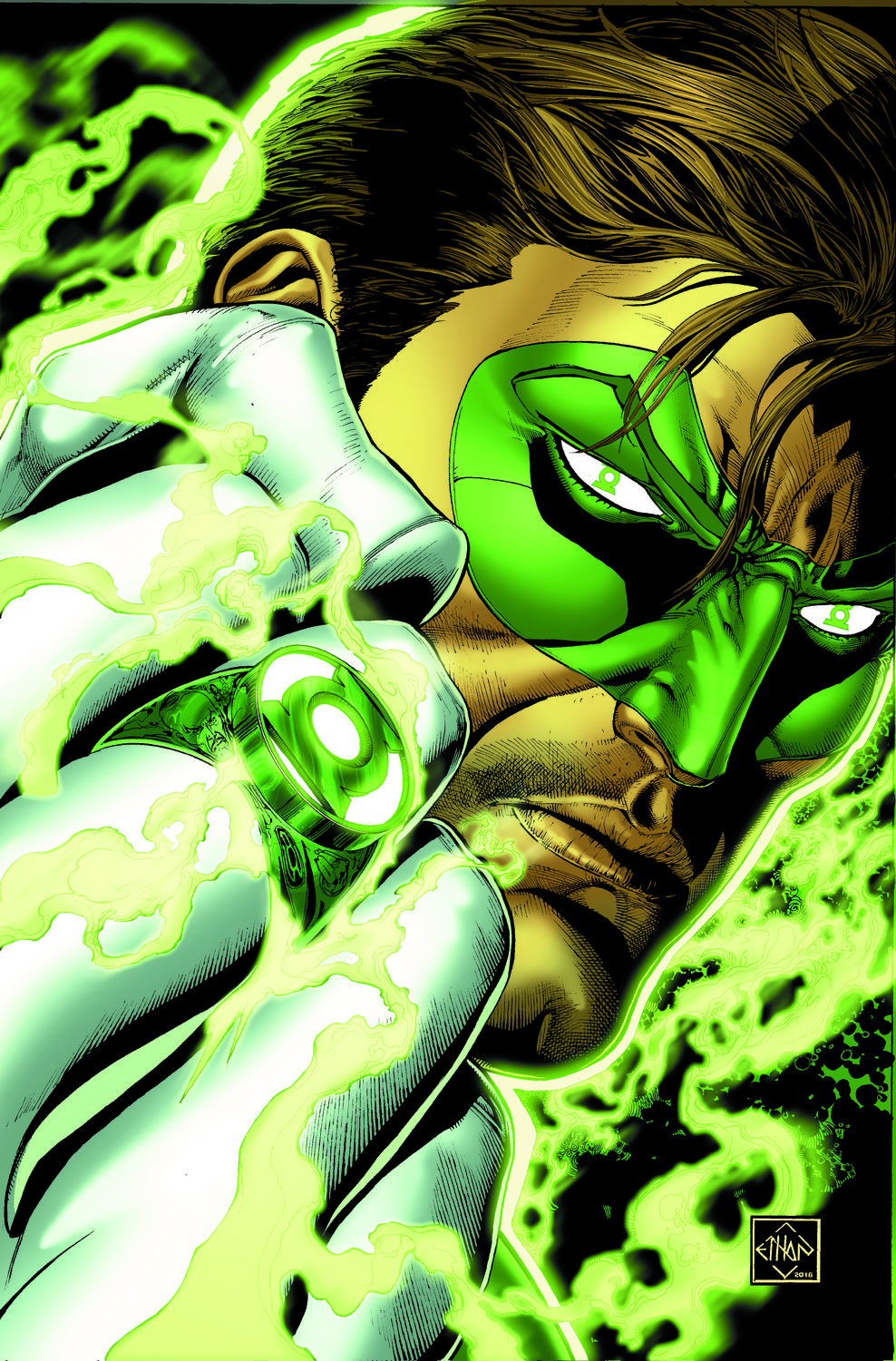 Hal Jordan and the Green Lantern Corps: Sinestro's Law (Collected)
