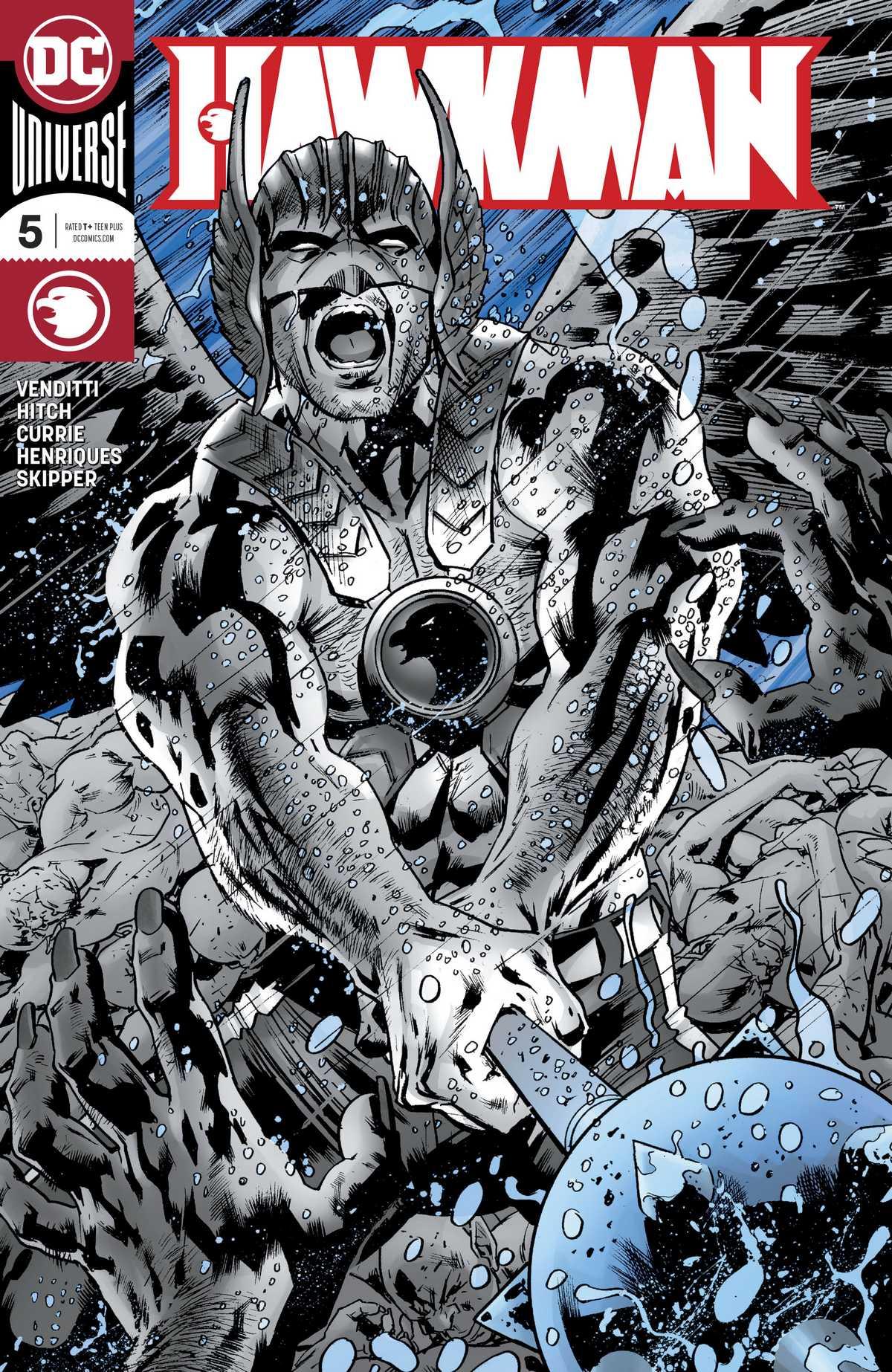 Hawkman Vol 5 5
