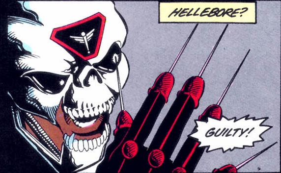 Hellebore (Team Titans)