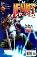 Jenny Sparks The Secret History of the Authority 1