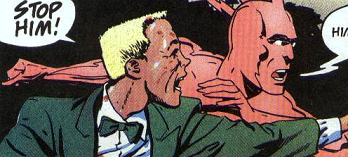 John Thunder (JSA: The Golden Age)