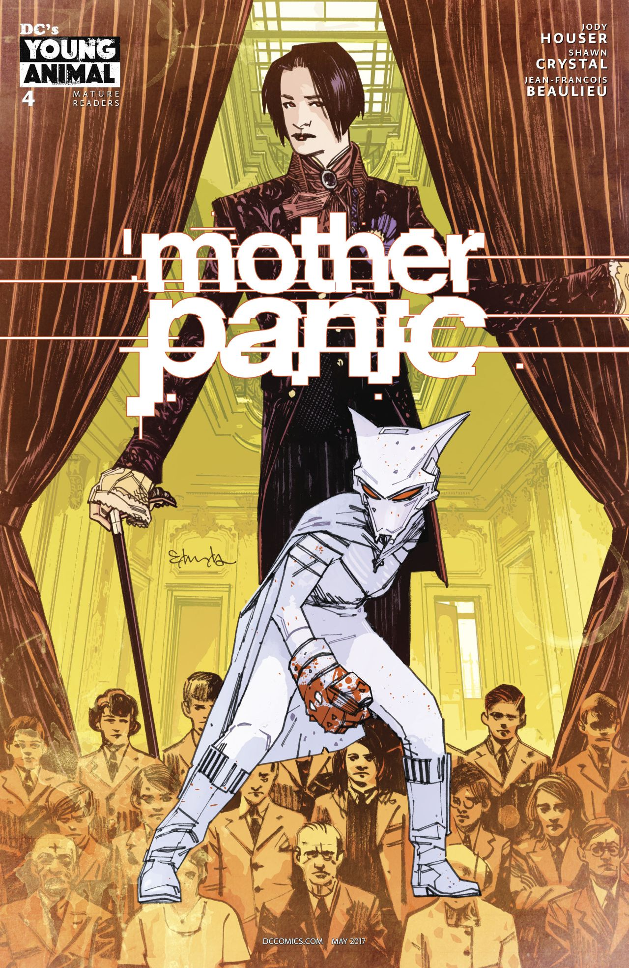 Mother Panic Vol 1 4