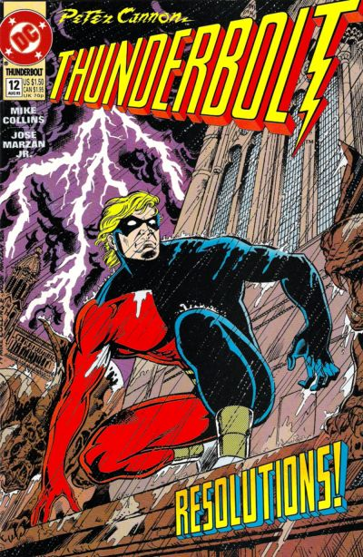 Peter Cannon: Thunderbolt Vol 1 12