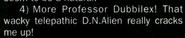 Professor Dubbilex 001