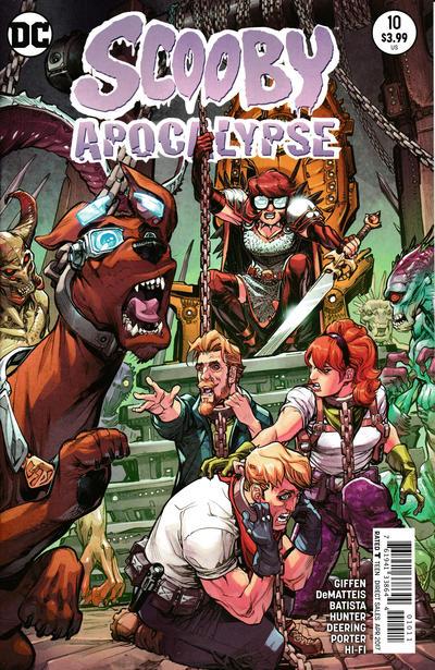 Scooby Apocalypse Vol 1 10