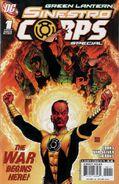 Sinestro corps special 1
