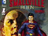 Smallville Season 11: Alien Vol 1 1