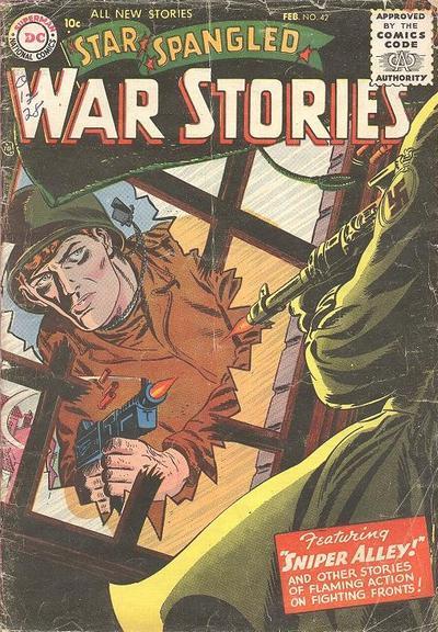 Star-Spangled War Stories Vol 1 42