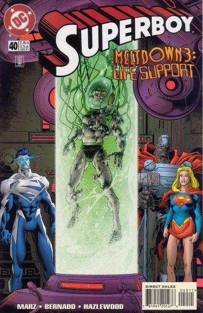 Superboy Vol 4 40
