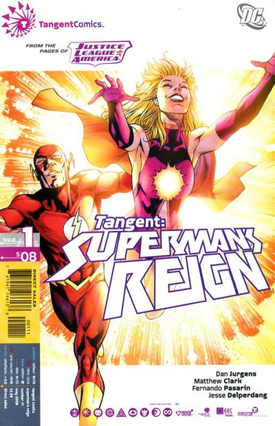 Tangent: Superman's Reign Vol 1 1