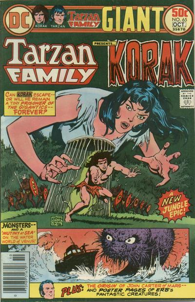 Tarzan Family Vol 1 65